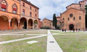 Piazza Santo Stefano e le Sette Chiese