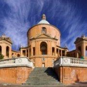 el Santuario de San Luca