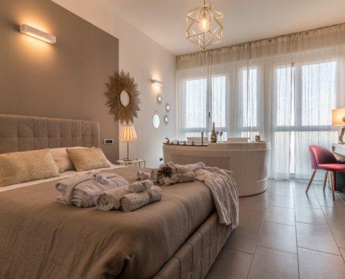 Suite con spa privado - Sauna y jacuzzi en la habitación